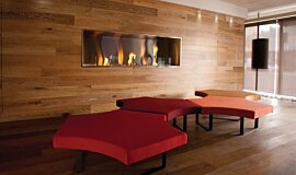 Korn Design Group Indoor Fireplaces Fireplace Insert Idea