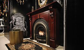 TFC Showroom Indoor Fireplaces Ethanol Burner Idea