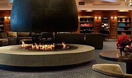 The Estreal Indoor Fireplaces Ethanol Burner Idea