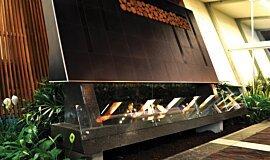 Calamvale Hotel, Sydney Indoor Fireplaces Ethanol Burner Idea