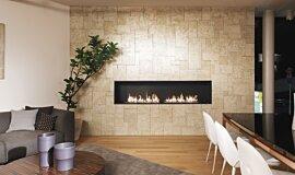 Merkmal Showroom Indoor Fireplaces Ethanol Burner Idea