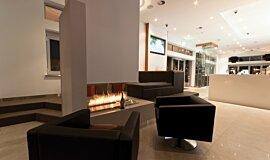 Sirens Bar Indoor Fireplaces Ethanol Burner Idea