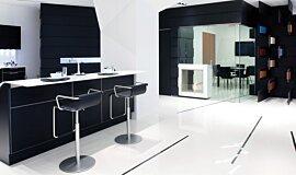 Snaidero Showroom Indoor Fireplaces Designer Fireplace Idea
