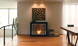 Merkmal Showroom Indoor Fireplaces Designer Fireplace Idea