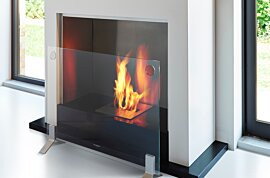 Plasma Fire Screen Parts & Accessorie - In-Situ Image by EcoSmart Fire