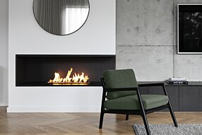 Private Residence - XL700 Ethanol Burner by EcoSmart Fire
