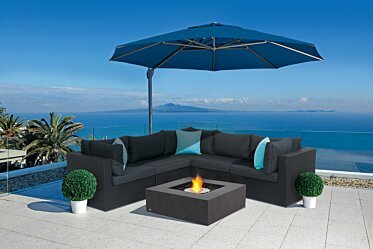 Paulas Home Living - Outdoor Fireplaces
