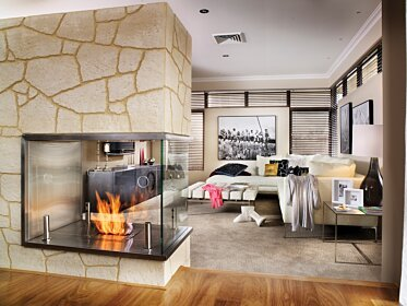C Fire - Residential Fireplaces
