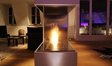 Private Residence - Ethanol Burners