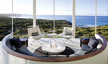 Southern Ocean Lodge - Residential Fireplaces