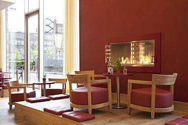 Vapiano, UK - Hospitality Fireplaces