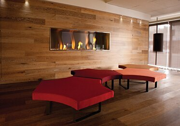 Korn Design Group - Commercial Fireplaces