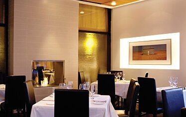 Equinox Restaurant - Hospitality Fireplaces