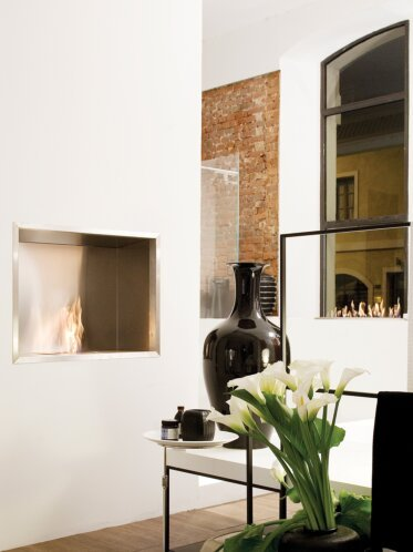 Fuorisalone - Residential Fireplaces