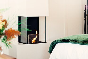 Rosemont House Luxury B&B, Victoria - Residential Fireplaces
