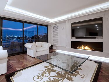 Private Residence - Single Sided Fireplaces