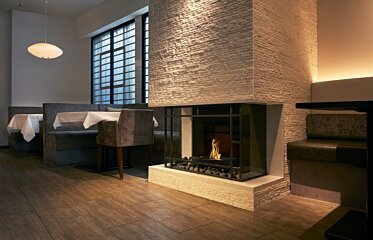 Commercial - Fireplace Grates