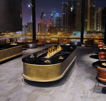 Commercial - Hospitality Fireplaces