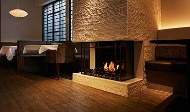 Casa Bianca Cafe - Fireplace Grates