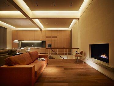 Personal Villa - Fireplace Grates