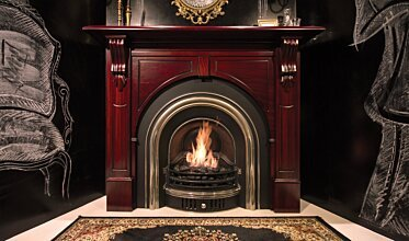 TFC Showroom - Commercial Fireplaces