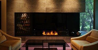 Salon de Louange - Residential Fireplaces