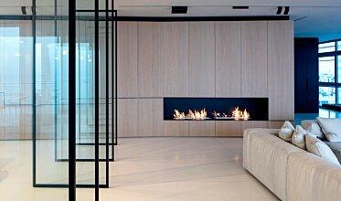N Apartment Tel Aviv - Residential Fireplaces