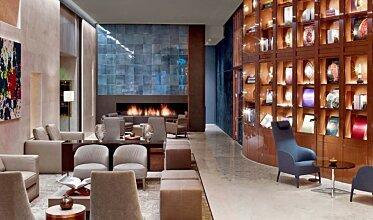 St Regis Hotel Lobby 2 - Hospitality Fireplaces