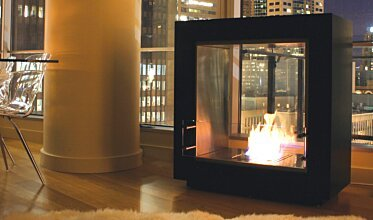 5th Madison - Private Residence - Designer Fireplaces