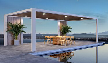 Residential Space - Outdoor Fireplaces