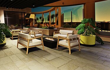 Commercial - Commercial Fireplaces