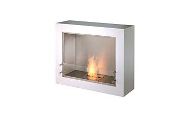 Aspect Designer Fireplace - Studio Image by EcoSmart Fire