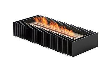 Scope 700 Fireplace Grate - Studio Image by EcoSmart Fire