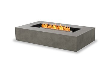 Wharf 65 Fire Table - Studio Image by EcoSmart Fire