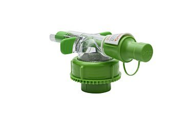 Bottle Adapter & Nozzle Safety Accessorie - Studio Image by EcoSmart Fire