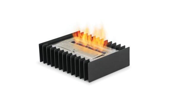 Scope 340 Fireplace Grate - Ethanol / Black by EcoSmart Fire