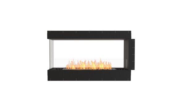 Flex 50PN Peninsula - Ethanol / Black / Uninstalled View by EcoSmart Fire