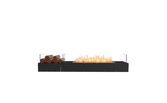 Flex 68BN.BX1 Bench - Ethanol / Black / Uninstalled View by EcoSmart Fire