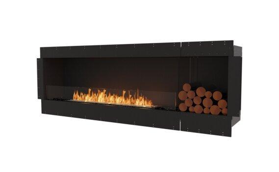 Flex 86SS.BXR Single Sided - Ethanol / Black / Uninstalled View by EcoSmart Fire