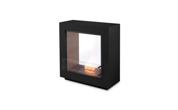 Fusion Designer Fireplace - Ethanol / Black by EcoSmart Fire