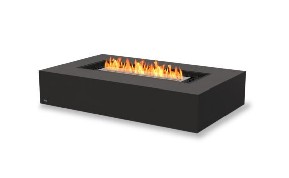 Wharf 65 Fire Table - Ethanol / Graphite by EcoSmart Fire