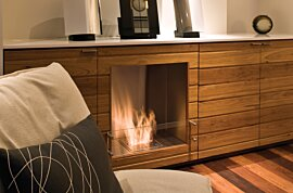 Firebox 650SS Premium Fireplace - In-Situ Image by EcoSmart Fire