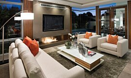 Buildwise Builder Fireplaces Ethanol Burner Idea