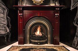 VB2 Indoor Fireplace - In-Situ Image by EcoSmart Fire