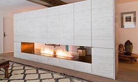 Fujiya Mansions Residential Fireplaces Ethanol Burner Idea