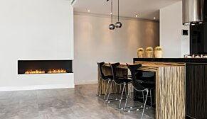 Flex 158RC.BX2 Flex Fireplace - In-Situ Image by EcoSmart Fire