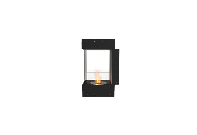 Flex 18PN Flex Fireplace - Ethanol / Black / Uninstalled View by EcoSmart Fire