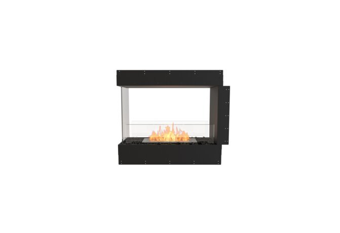 Flex 32PN Flex Fireplace - Ethanol / Black / Uninstalled View by EcoSmart Fire