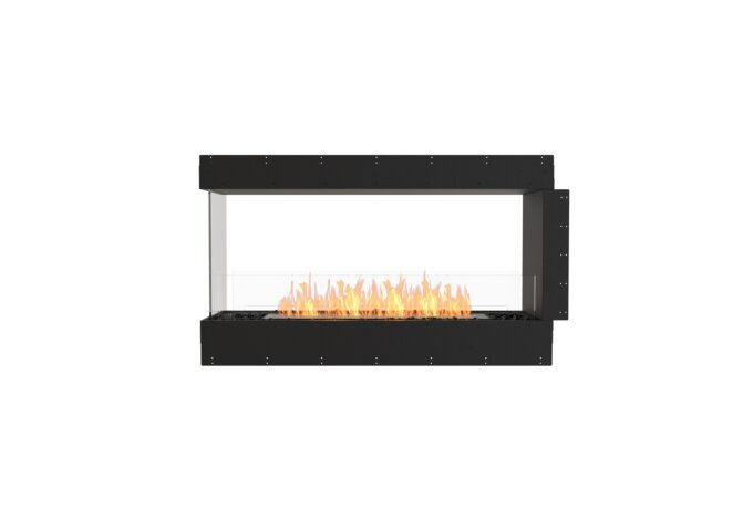 Flex 50PN Peninsula - Ethanol / Black / Uninstalled View by EcoSmart Fire
