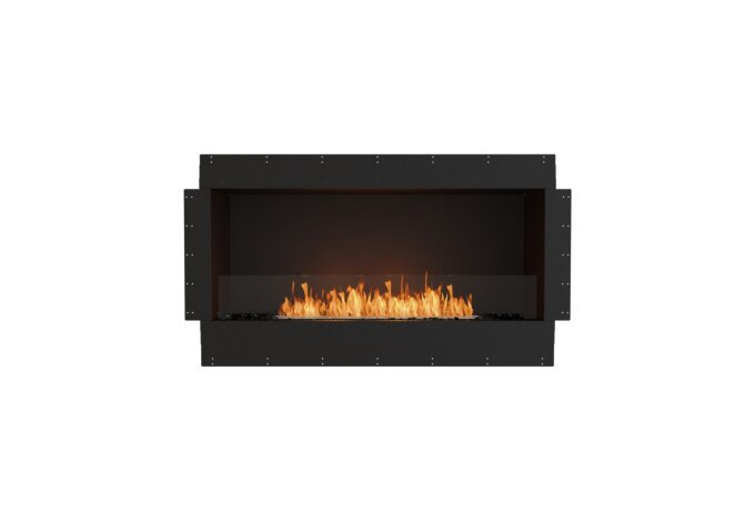 Flex 50SS Flex Fireplace - Ethanol / Black / Uninstalled View by EcoSmart Fire